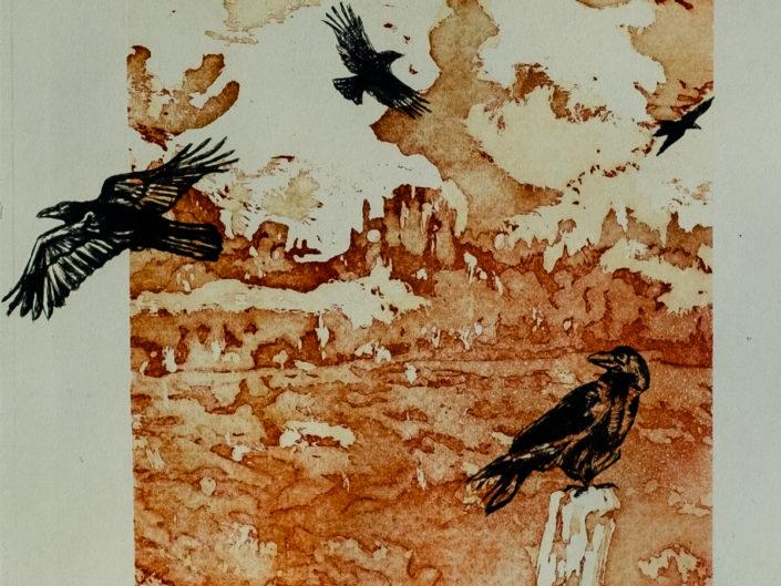 Les petits corbeaux